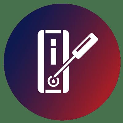 diagnostic test kits icon