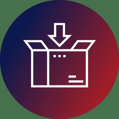 eCommerce ship icon